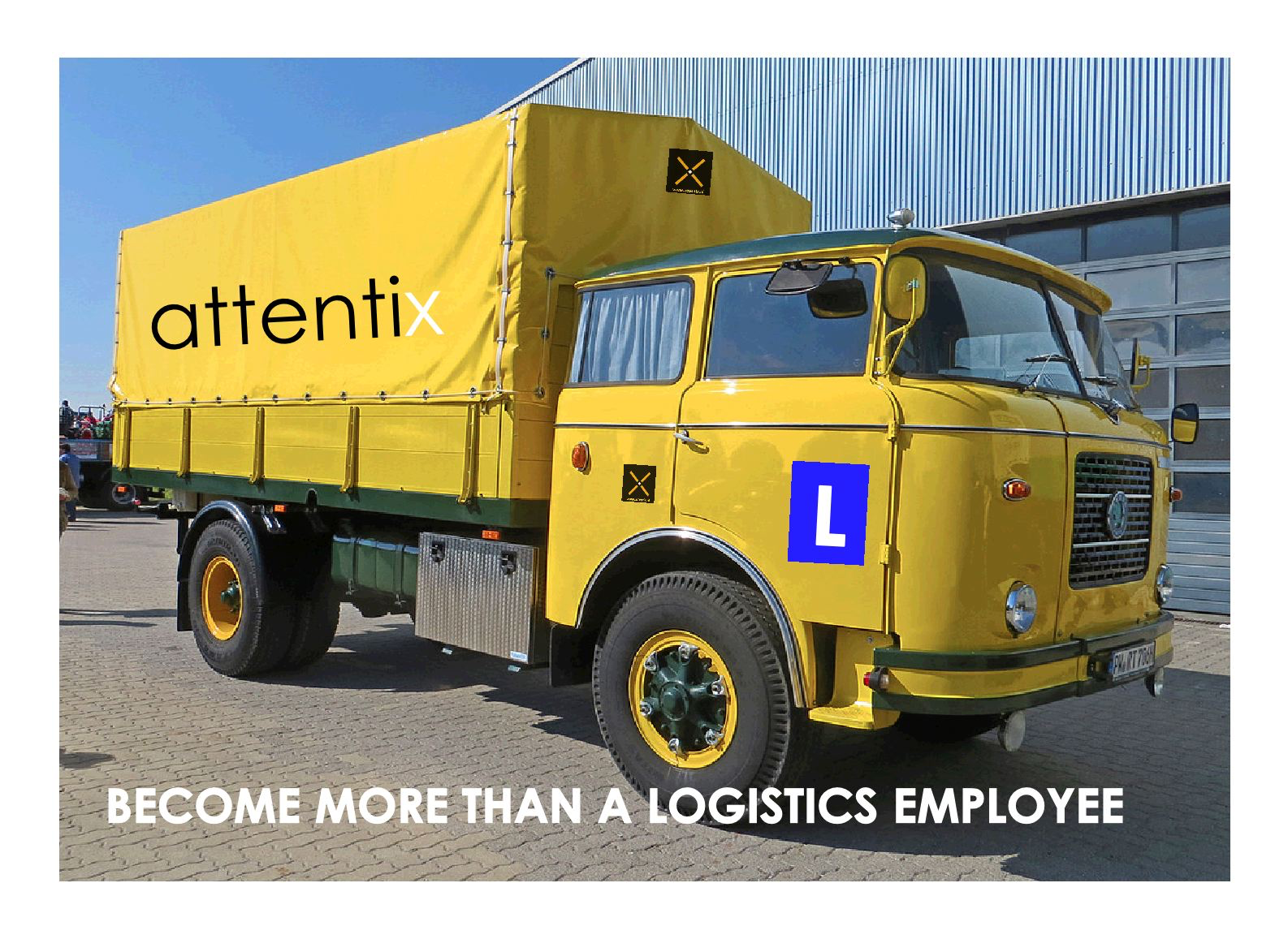 Recruiter Transport Attentix